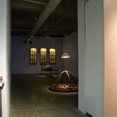 Old Sun installation at TRUCK Contemporary Art (2008)