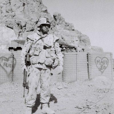 Afghanistan Canadian Forces Artist Program - 2010